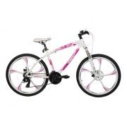 Велосипед Ray white-pink