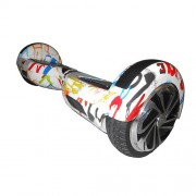 "Smart Balance Wheel 6,5"" граффити белый"